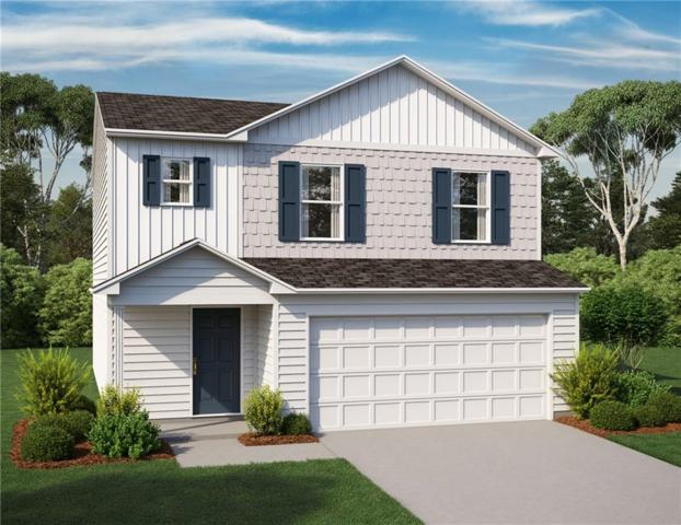 1112 Oregon Way, Anderson, IN 46011 (MLS #21596617) :: The ORR Home Selling Team