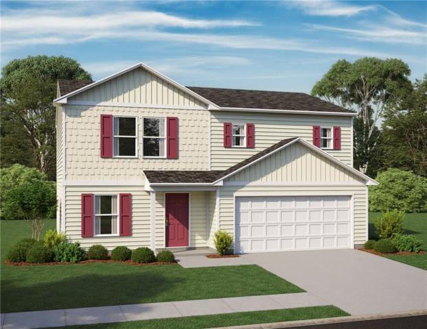 1302 S Rangeline Road, Anderson, IN 46011 (MLS #21596621) :: The ORR Home Selling Team