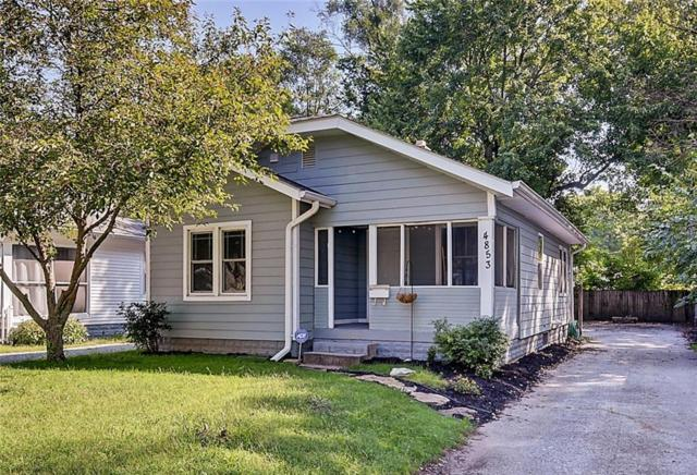 4853 Crittenden Avenue, Indianapolis, IN 46205 (MLS #21596658) :: Mike Price Realty Team - RE/MAX Centerstone