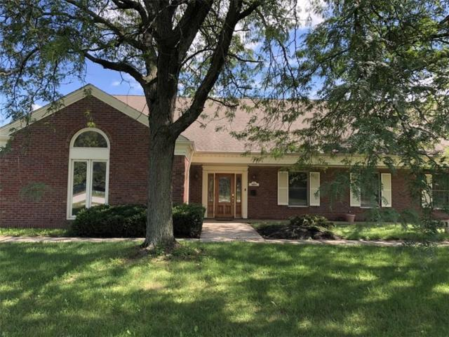 3891 Eagle Creek Parkway, Indianapolis, IN 46254 (MLS #21596667) :: The ORR Home Selling Team