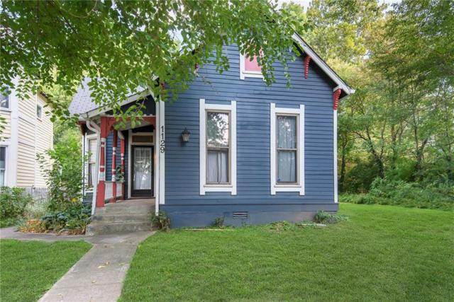 1129 N Arsenal Avenue, Indianapolis, IN 46201 (MLS #21596671) :: The Evelo Team