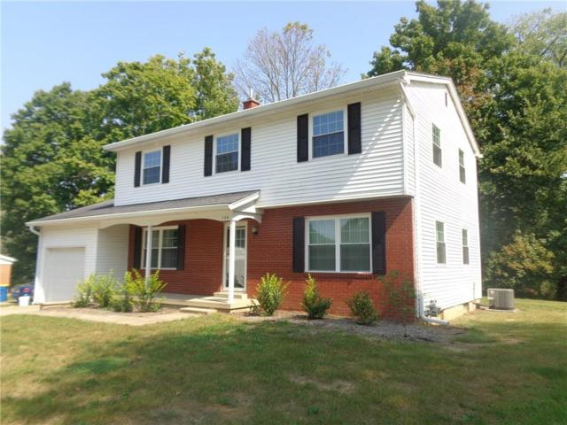 736 Ravenwood Drive, Greencastle, IN 46135 (MLS #21596724) :: The ORR Home Selling Team