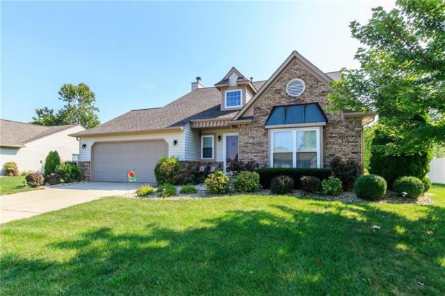 335 Austin Drive, Avon, IN 46123 (MLS #21596745) :: Mike Price Realty Team - RE/MAX Centerstone