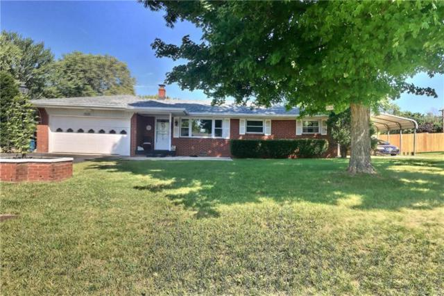 7505 S South Haven Court, Indianapolis, IN 46217 (MLS #21596763) :: The ORR Home Selling Team