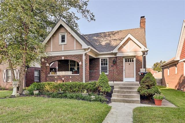 978 N Layman Avenue, Indianapolis, IN 46219 (MLS #21596768) :: Mike Price Realty Team - RE/MAX Centerstone