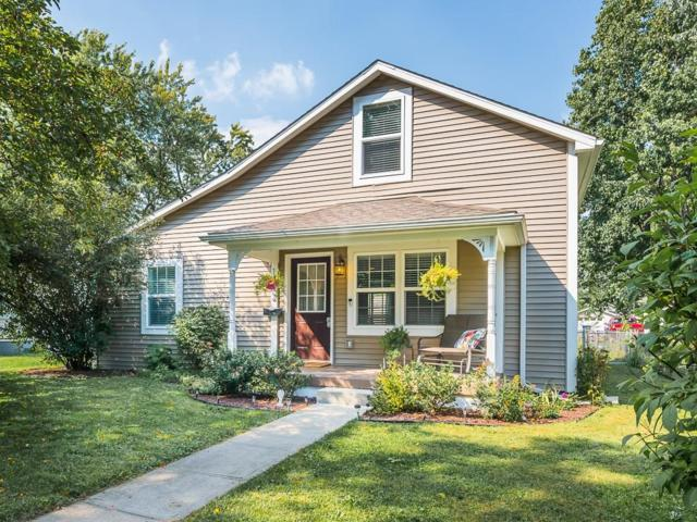 1442 Central Avenue, Noblesville, IN 46060 (MLS #21596784) :: Mike Price Realty Team - RE/MAX Centerstone