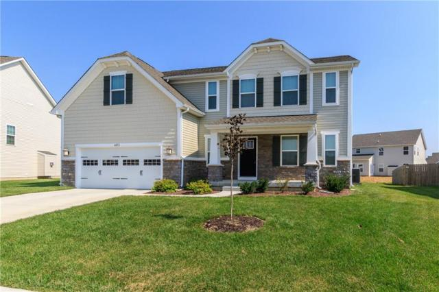 6853 Ennis Drive, Brownsburg, IN 46112 (MLS #21596811) :: Mike Price Realty Team - RE/MAX Centerstone