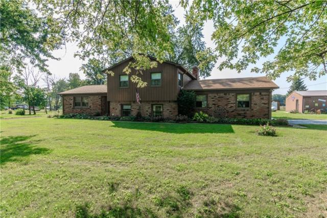 6223 E County Road 600 S, Plainfield, IN 46168 (MLS #21596818) :: Mike Price Realty Team - RE/MAX Centerstone