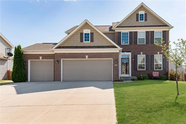 1478 Lavender Lane, Greenwood, IN 46143 (MLS #21596822) :: Mike Price Realty Team - RE/MAX Centerstone