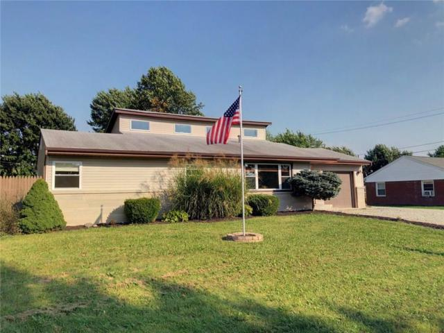 202 S Park Street, Frankton, IN 46044 (MLS #21596824) :: Heard Real Estate Team | eXp Realty, LLC