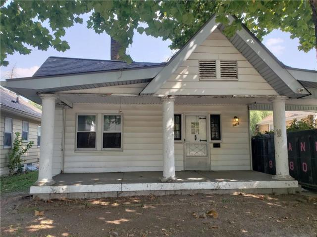 1473 N Shannon Avenue, Indianapolis, IN 46201 (MLS #21596828) :: The ORR Home Selling Team