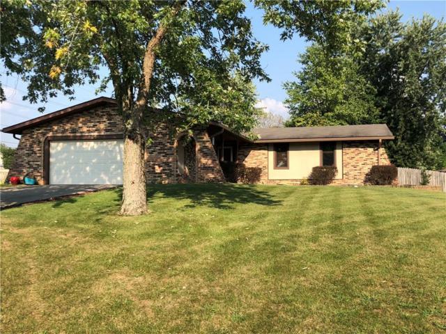 905 Oak Court, Greenfield, IN 46140 (MLS #21596829) :: Indy Scene Real Estate Team