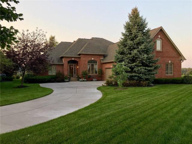 16480 Valhalla Drive, Noblesville, IN 46060 (MLS #21596843) :: The Evelo Team