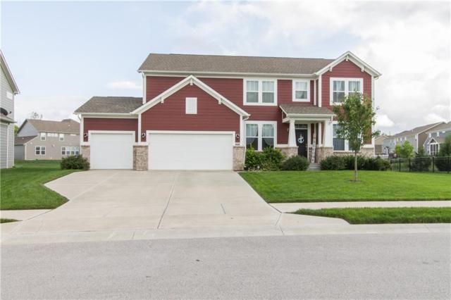 4039 Dovetree Drive, Danville, IN 46122 (MLS #21596849) :: Mike Price Realty Team - RE/MAX Centerstone