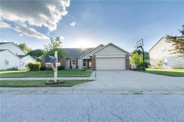 850 Port Drive, Avon, IN 46123 (MLS #21596850) :: Mike Price Realty Team - RE/MAX Centerstone