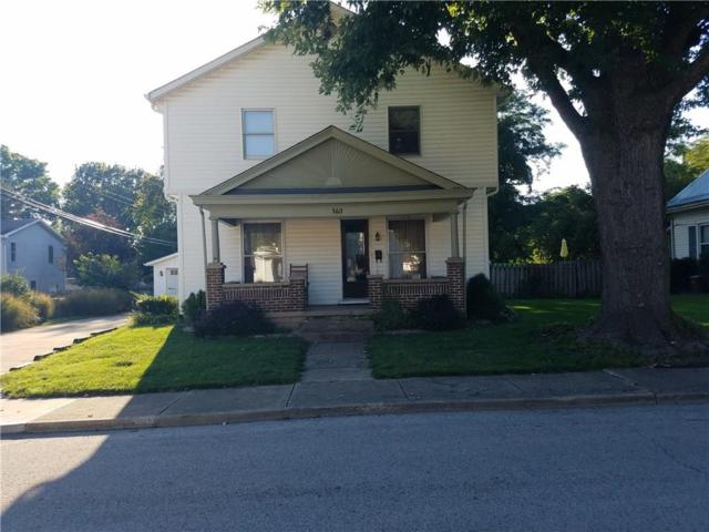 360 N Ohio Street, Martinsville, IN 46151 (MLS #21596919) :: Mike Price Realty Team - RE/MAX Centerstone