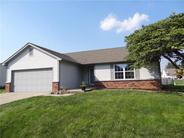 401 E Delaware Street, Fortville, IN 46040 (MLS #21596924) :: The ORR Home Selling Team