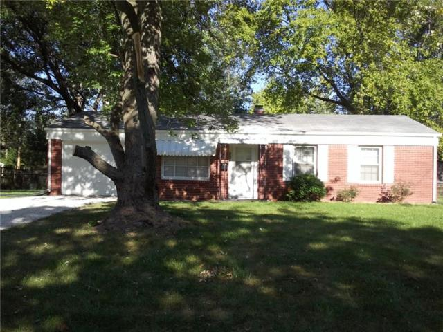 616 E Pearl Street, Greenwood, IN 46143 (MLS #21596958) :: Mike Price Realty Team - RE/MAX Centerstone