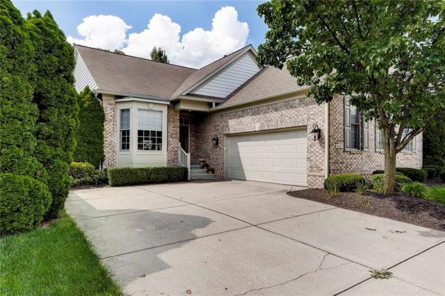 8154 Gwinnett Place, Indianapolis, IN 46250 (MLS #21596975) :: The Evelo Team