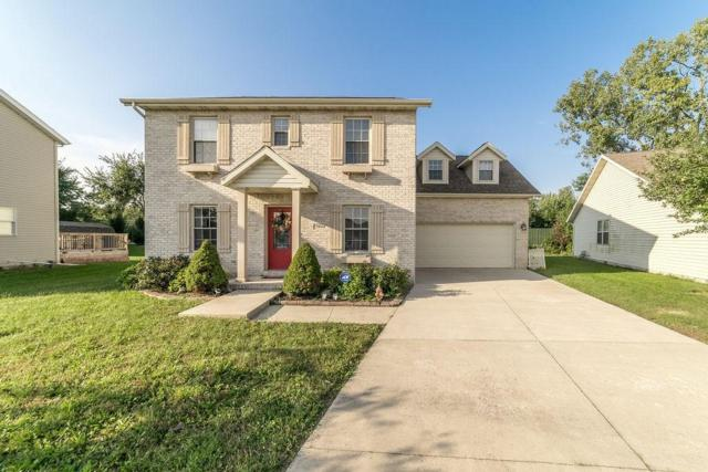 7804 Lindbergh Drive, Yorktown, IN 47396 (MLS #21596998) :: Mike Price Realty Team - RE/MAX Centerstone