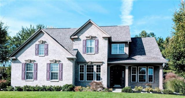 14220 W Prevail Drive, Carmel, IN 46033 (MLS #21597031) :: The Indy Property Source