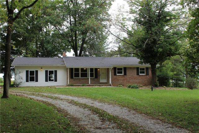 6070 S County Road 200 W, Clayton, IN 46118 (MLS #21597048) :: Mike Price Realty Team - RE/MAX Centerstone