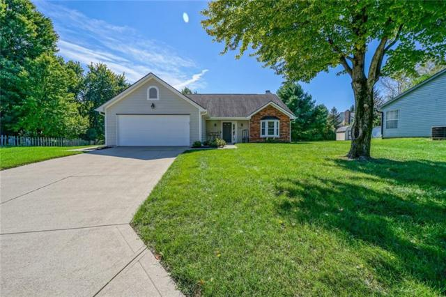 11041 Limbach Circle, Indianapolis, IN 46236 (MLS #21597061) :: The ORR Home Selling Team