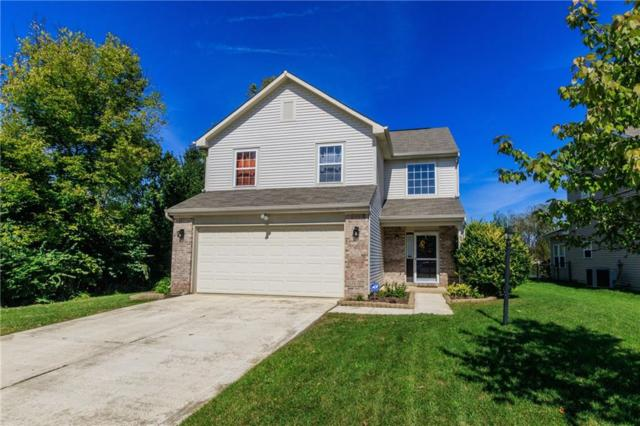 8004 Rambling Road, Indianapolis, IN 46239 (MLS #21597067) :: The Evelo Team