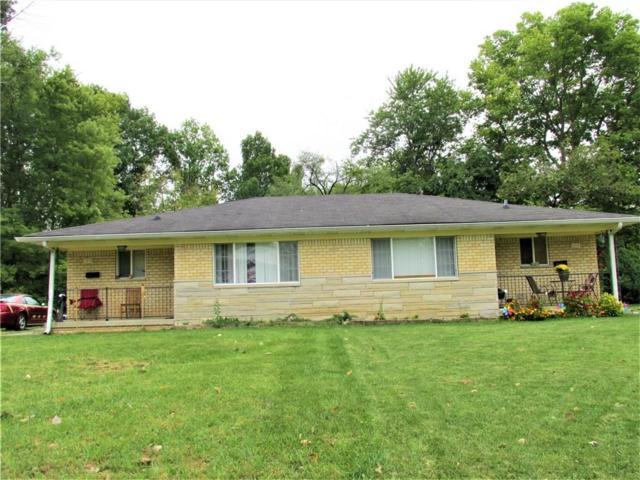 1213 E Taylor Drive E, Indianapolis, IN 46219 (MLS #21597089) :: The Evelo Team