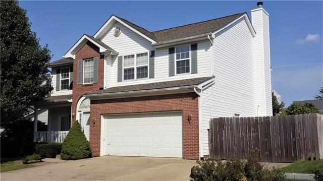 13999 Brightwater Drive, Fishers, IN 46038 (MLS #21597122) :: The ORR Home Selling Team