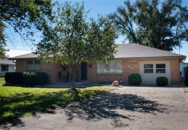 377 Sr 28, Alexandria, IN 46001 (MLS #21597174) :: The ORR Home Selling Team