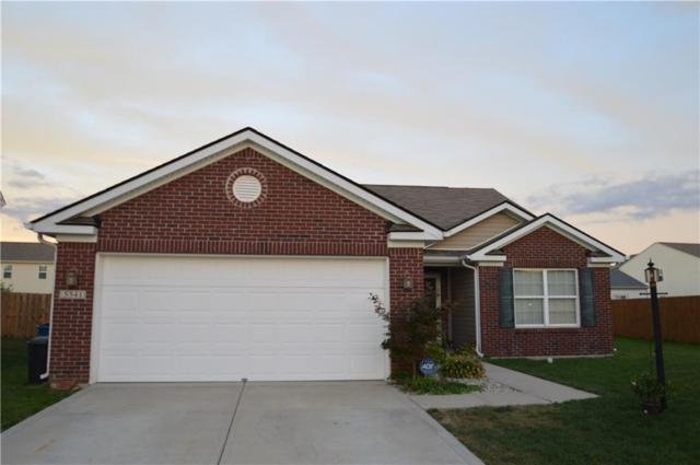 5341 Bombay Drive, Indianapolis, IN 46239 (MLS #21597195) :: Mike Price Realty Team - RE/MAX Centerstone