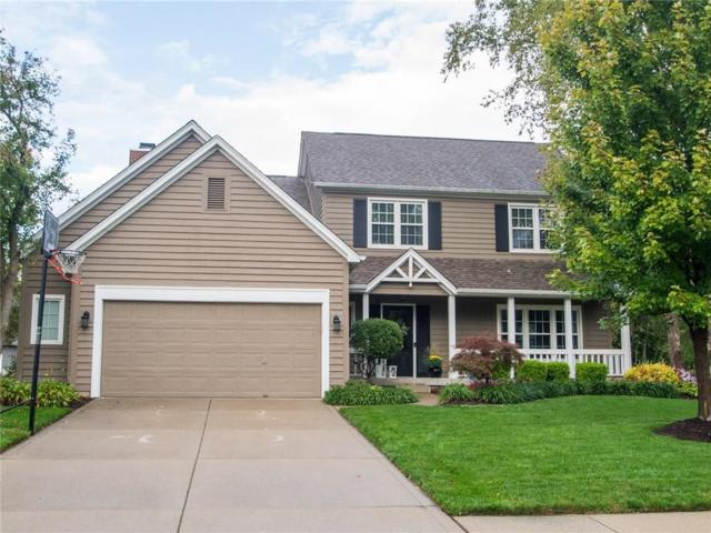 11026 Stratford Way, Fishers, IN 46038 (MLS #21597214) :: Mike Price Realty Team - RE/MAX Centerstone