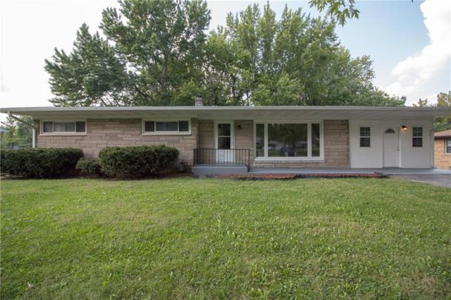 1840 E Rosedale Drive, Indianapolis, IN 46227 (MLS #21597235) :: Mike Price Realty Team - RE/MAX Centerstone