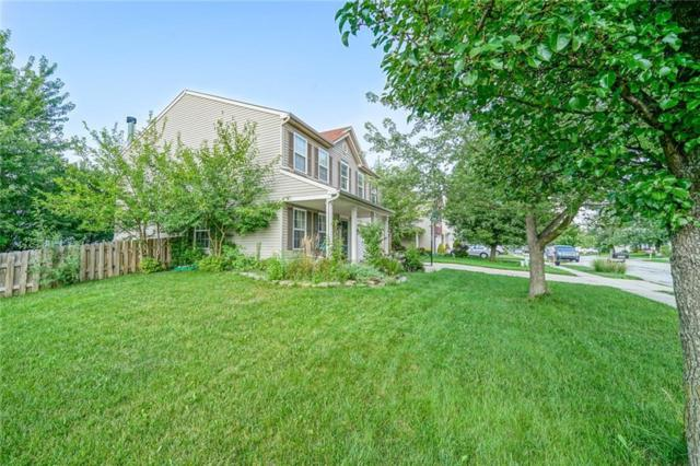 9894 Orange Blossom Trail, Fishers, IN 46038 (MLS #21597315) :: The Evelo Team