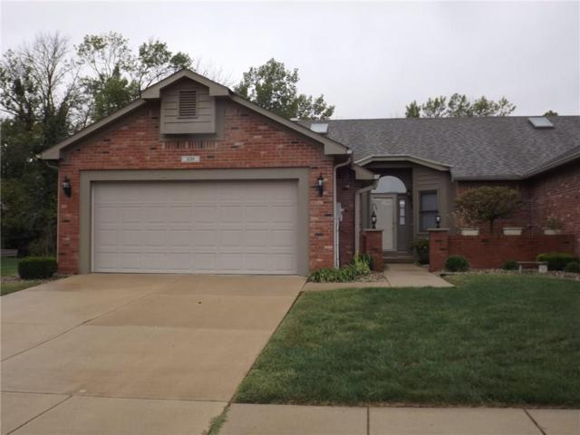 1318 Country Creek Circle, Shelbyville, IN 46176 (MLS #21597354) :: Mike Price Realty Team - RE/MAX Centerstone