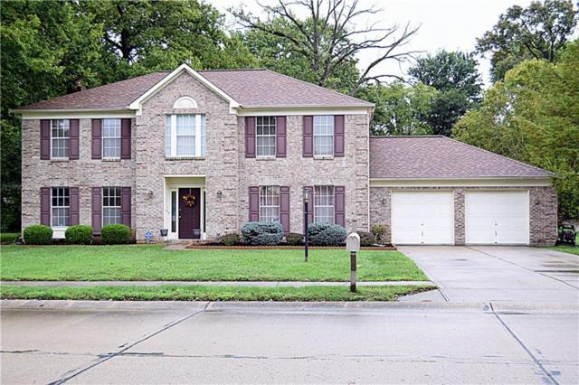 5833 Dapple Trace, Indianapolis, IN 46228 (MLS #21597395) :: The ORR Home Selling Team