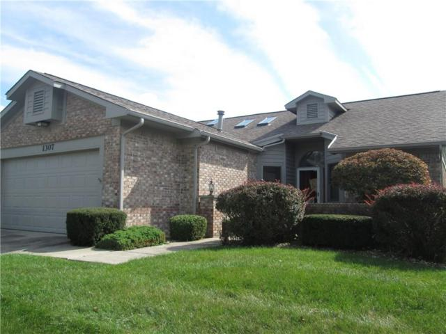 1307 Aaron Drive, Shelbyville, IN 46176 (MLS #21597399) :: Mike Price Realty Team - RE/MAX Centerstone