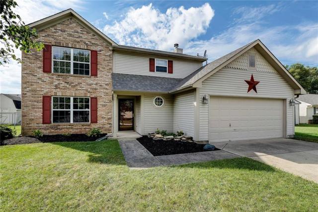950 Leland Street, Fortville, IN 46040 (MLS #21597480) :: The ORR Home Selling Team