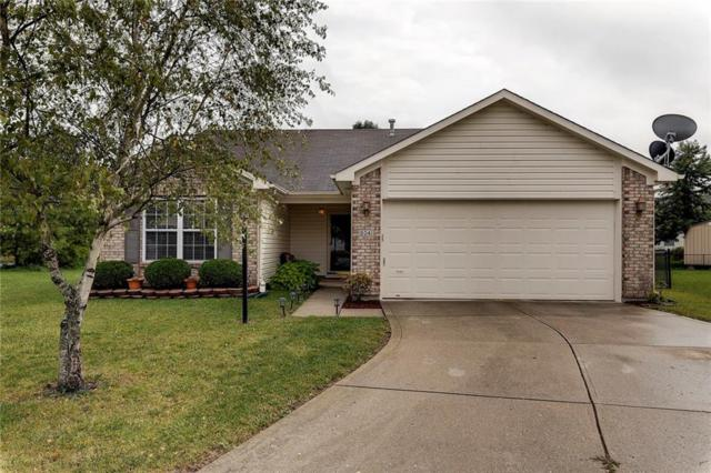 8041 Red Barn Circle, Indianapolis, IN 46239 (MLS #21597490) :: The Evelo Team