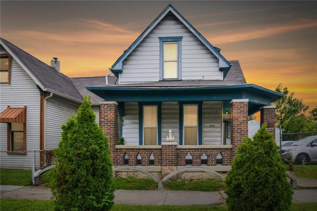 234 S State Avenue, Indianapolis, IN 46201 (MLS #21597493) :: Mike Price Realty Team - RE/MAX Centerstone