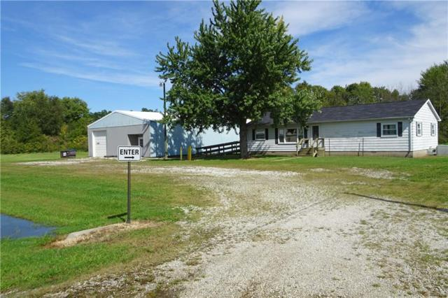 2756 N State Road 3, New Castle, IN 47362 (MLS #21597554) :: The Indy Property Source