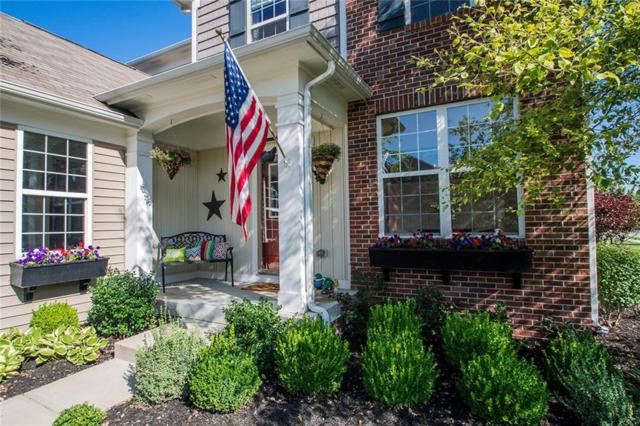 14360 Rotterdam Road, Fishers, IN 46037 (MLS #21597645) :: Mike Price Realty Team - RE/MAX Centerstone