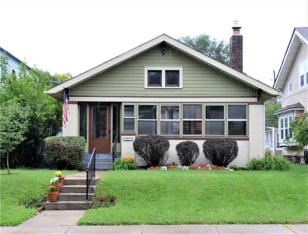 4422 N Guilford Avenue, Indianapolis, IN 46205 (MLS #21597717) :: The Evelo Team