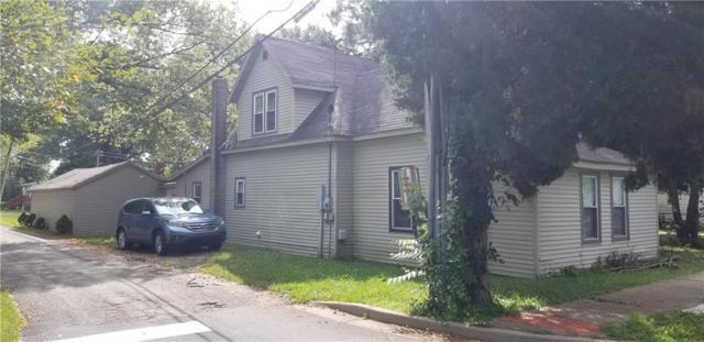 622 Main Street, Shirley, IN 47384 (MLS #21597742) :: FC Tucker Company