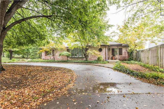 3715 Governors Road, Indianapolis, IN 46208 (MLS #21597763) :: The ORR Home Selling Team