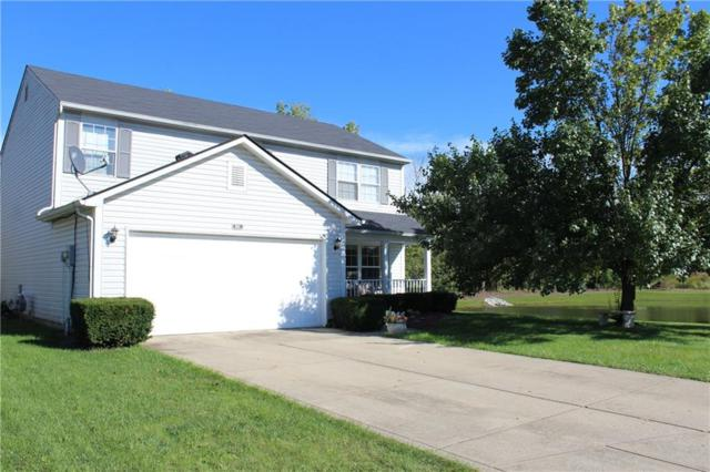 901 Atir Lane, Greenfield, IN 46140 (MLS #21597771) :: Mike Price Realty Team - RE/MAX Centerstone