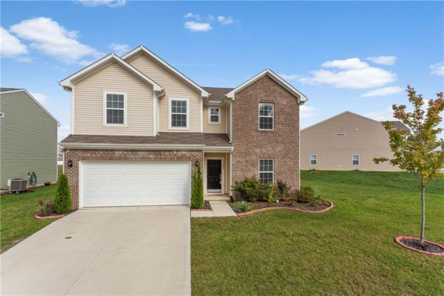 11650 Half Mile Drive, Indianapolis, IN 46235 (MLS #21597800) :: Indy Scene Real Estate Team