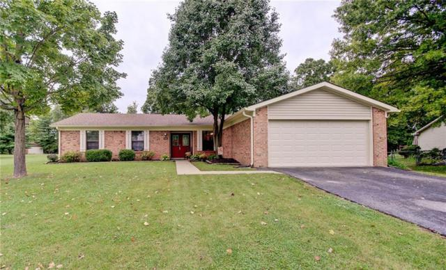 9030 Powderhorn Lane, Indianapolis, IN 46256 (MLS #21597853) :: Mike Price Realty Team - RE/MAX Centerstone