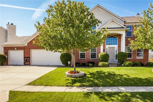 14396 Chariots Whisper Drive, Carmel, IN 46074 (MLS #21597944) :: The Evelo Team
